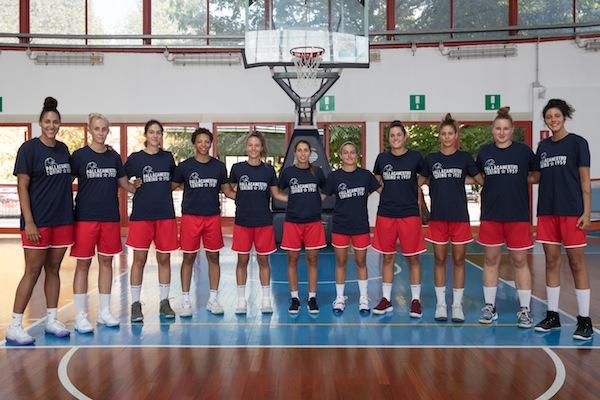 Lega A1 Femminile pre campionato 2018-19: la Iren Fixi Torimo si impone sulla BCC Castelnuovo Scrivia