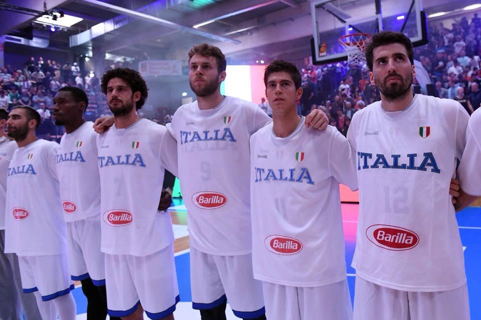 FIBA World Cup Qualificazioni 2018-19: l'Italbasket è di nuovo al lavoro a Bologna dopo la parentesi tedesca