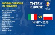 FIBA World Cup Qualificazioni 2018-19: l'Italbasket affronta la Polonia a Bologna nel primo match del secondo turno