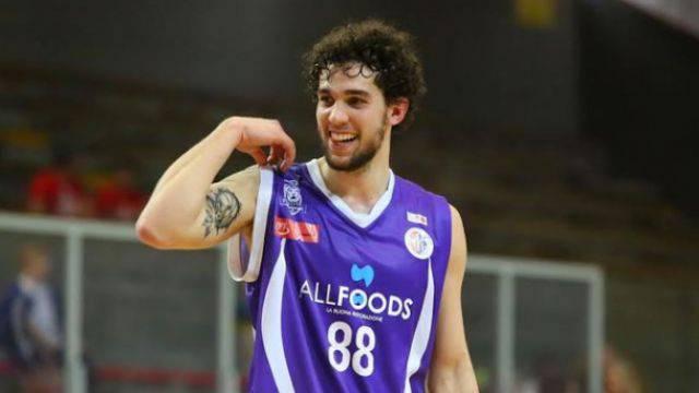 Lega A PosteMobile Mercato 2018-19: ultimi squilli con Matteo Caroli alla Germani Basket Brescia