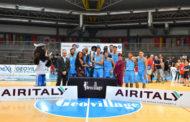 Lega A PosteMobile precampionato 2018-19: la Dinamo Sassari batte la Sidigas Avellino e vince il 1° Torneo AirItaly