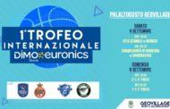Lega A PosteMobile precampionato 2018-19: da sabato 8 settembre ad Olbia il I Trofeo Internazionale Dimo Store Euronics