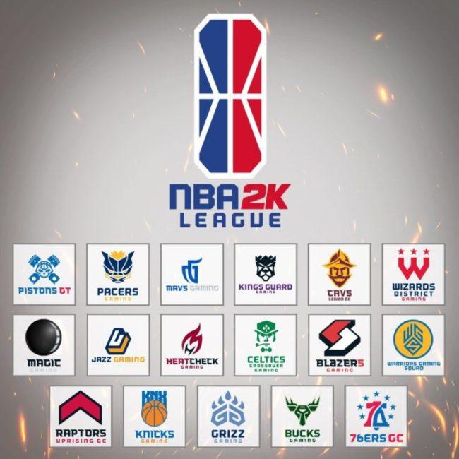 La NBA 2K League 2018-2019 ha inizio