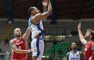 FIBA Basketball Champions League #QRound1 2018-19: in Gara1 Cantù bene ma non benissimo battuto il Szolnoki Olaj di un solo punto 69-68