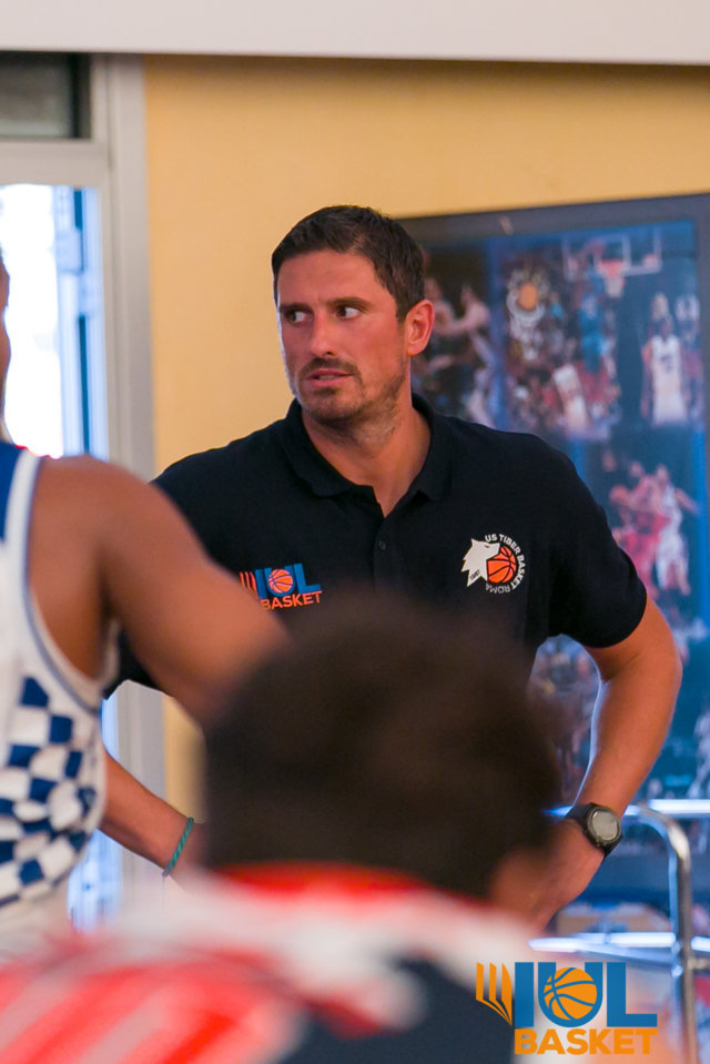 Serie B girone D Old Wild West precampionato 2018-19: coach Alex Righetti fa un primo bilancio di queste prime uscite della sua IUL Basket