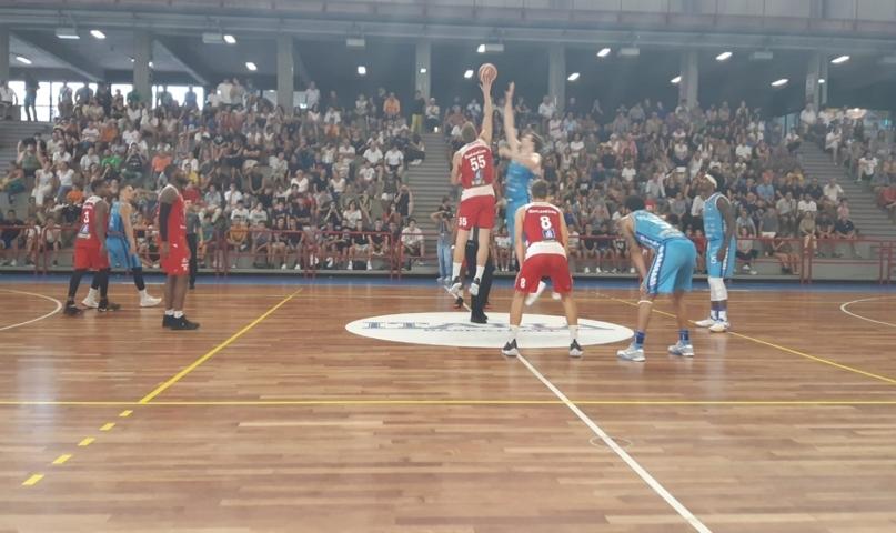 Lega A PosteMobile precampionato 2018-19: bagno di folla per