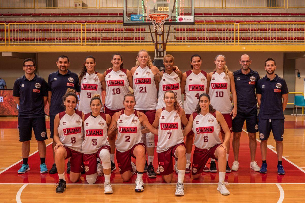 EuroCup Women 2018-19: la Reyer Venezia vola in Grecia per il torneo di Lefakda con le parole di Liberalotto