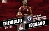 A2 Ovest Old Wild West 2018-19: apertura di campionato con emozioni fortissime col derby tra Legnano e Treviglio