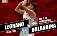 A2 Ovest Old Wild West #Round5 2018-19: è lanciata l'Orlandina Basket ora deve vedersela vs l'Axpo Legnano