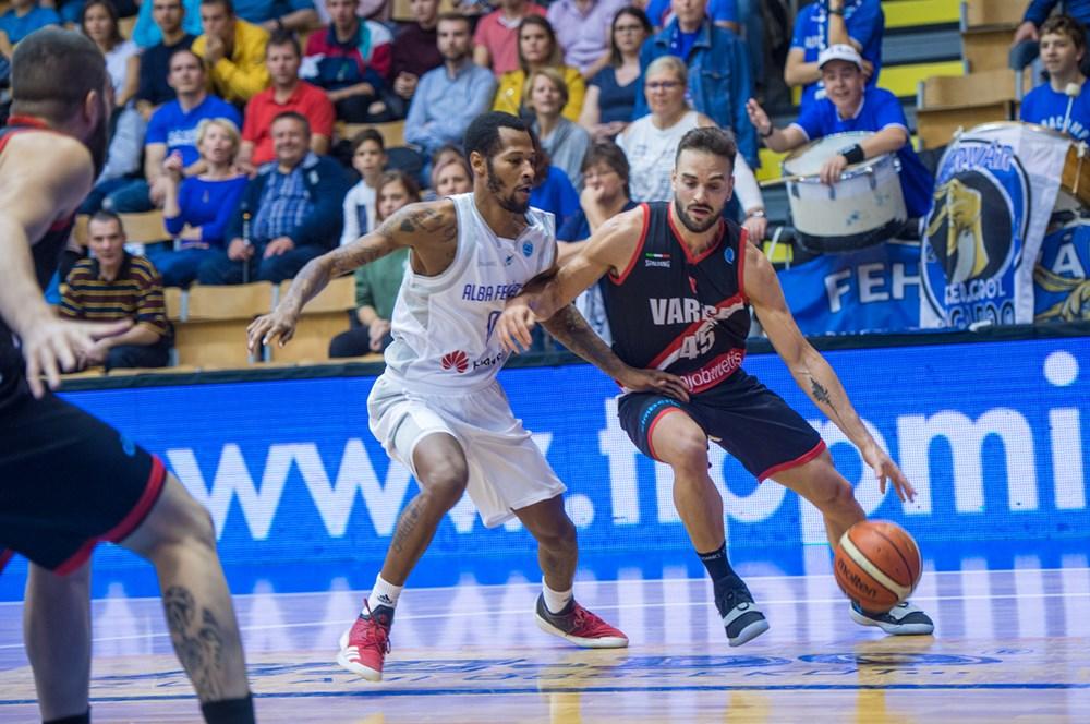 FIBA Europe Cup #Round3 2018-19: scivola in Ungheria vs l'Alba Fehervar la Pallacanestro Varese per 85-77