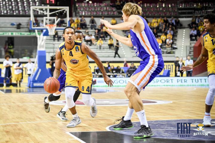 FIBA Basketball Champions League e 7Days Eurocup 2018-19: ritorno in Europa dopo 10 anni con vittoria all'OT per Bologna, cade inopinatamente in casa la FIAT Torino