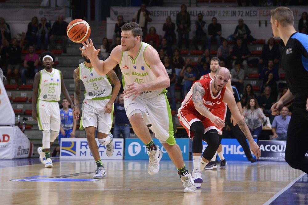 FIBA Europe Cup #Round2 2018-19: vince Varese vs il Porto ed è spettacolare anche la vittoria della Dinamo Sassari in casa vs il Szolnoki Olaj