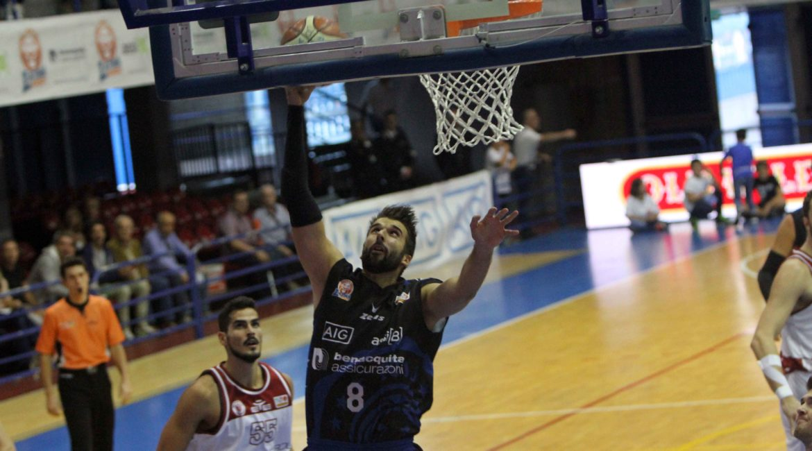 A2 Ovest Old Wild West 2018-19: ottima Latina che supera Trapani al debutto in casa 92-88