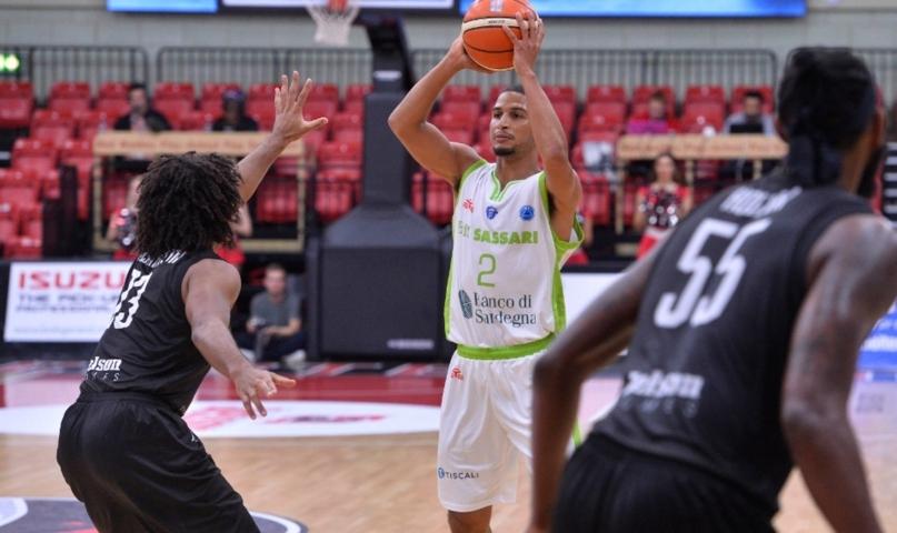 FIBA Europe Cup #Round1 2018-19: due comode vittorie in trasferta per Varese in Bulgaria e Sassari in Inghilterra
