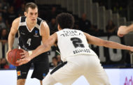 7Days EuroCup #Round2 2018-19: la FIAT Torino e la Germani Basket Brescia vogliono il riscatto mentre Trento in Francia la 2^ vittoria