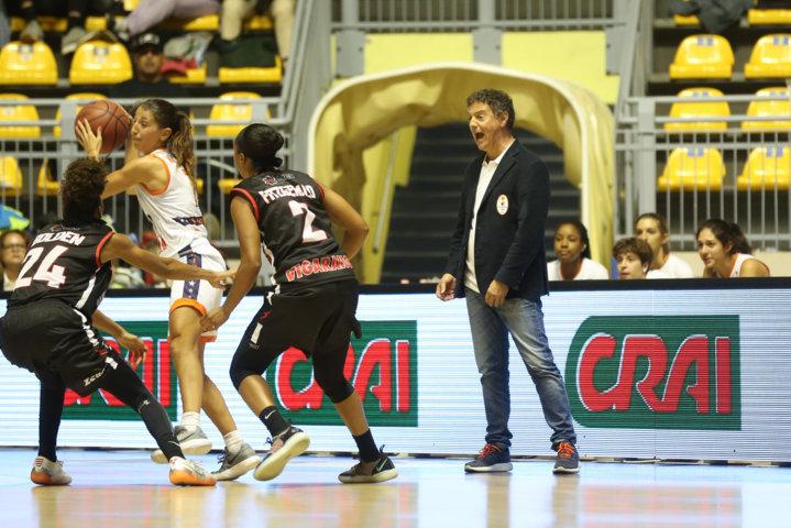 Lega A1 Femminile Sorbino Cup 2018-19: la Iren Torino in Laguna vs Venezia e la Geas attende Vigarano entrambe a zero W