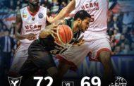 FIBA Basketball Champions League #Round4 2018-19: la Sidigas Avellino parte male, risorge ma poi cede nell'ultimo quarto vs l'UCAM Murcia 72-69
