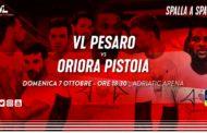 Lega A PosteMobile 2018-19: la preview del match Vuelle Pesaro - OriOra Pistoia