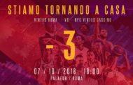 A2 Ovest Old Wild West 2018-19: Piero Bucchi coach della Virtus Roma: