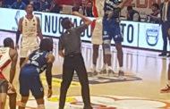 Lega A PosteMobile 2018-19: Brindisi espugna il PalaCarrara in una partita conclusasi tra i fischi per i padroni di casa