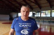 Lega A PosteMobile 7^ giornata 2018-19: coach Evgeny Pashutin chiama a raccolta il pubblico di Cantù nel match in casa di lunedi 19 novembre vs Pesaro