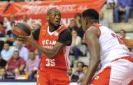 Fiba Basketball Champions League IV^giornata 2018-19: la Sidigas in casa dell'imbattuto UCAM Murcia