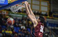 Fiba Basketball Champions League #Round2 2018-19: le immagini ed il commento di Walter De Raffaele alla vittoria della Reyer Venezia in casa dell'Opava