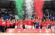 Zurich Connect Supercoppa 2018: la Supercoppa resta a Milano, primo obiettivo stagionale raggiunto