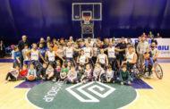 Basket in carrozzina #SerieAFipic precampionato 2018-19: festa oggi per l'inaugurazione ad Albate del Blackcourth con il derby Varese vs Cantù