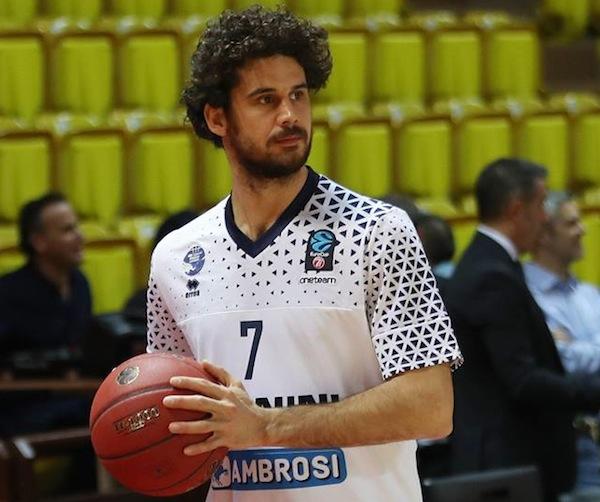 7Days EuroCup #Round6 2018-19: Luca Vitali! La Leonessa vince in casa dell'AS Monaco