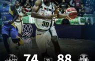 FIBA Basketball Champions League #Round7 2018-19: la Sidigas Avellino si fa sorprendere in casa dal Ventspils per 74-88 ultimo quarto da dimenticare