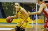 Lega A2 Femminile girone nord 2018-19: ancora un brutto infortunio per le Lupe Fanola si ferma Chiara Meroi