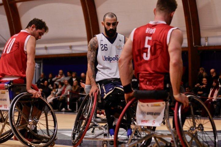 Basket in carrozzina #SerieAFipic 4^ giornata 2018-19: derby di Lombardia e di Sardegna nel quarto turno ma domenica 2 dicembre c'è Amicacci Giulianova vs Santa Lucia