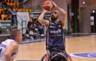 Basket in carrozzina #SerieAFipic 1^di ritorno 2018-19: a Seveso ancora di scena in casa l'UnipolSai Briantea84 che riceve il Santa Lucia Basket Roma
