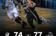 FIBA Basketball Champions League #Round6 2018-19: la Sidigas Avellino non perde un colpo battuti i campioni di di Francia del Le Mans Sarthe 74-77