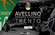 Lega A PosteMobile V^ giornata 2018-19: coach Vucinic della Sidigas Avellino non si fida di Trento:
