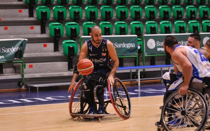 Basket in carrozzina #SerieAFipic 3^ giornata 2018-19: solo due squadre al comando della classifica e sono Briantea84 e Amicacci Giulianova