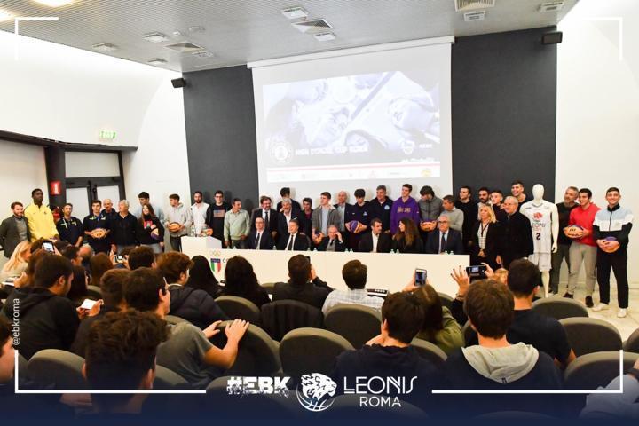 Giovanili Maschili Femminili 3x3 2018-19: è stata la giornata della presentazione ufficiale della EBK High School Basket by Eurobasket Roma