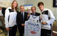 FIBA EuroBasket Women Qualificazioni 2018-19: presentato a La Spezia il match decisivo dell'Italbasket Rosa vs la Svezia per gli Europei del prossimo anno