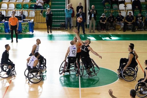 Basket in carrozzina #SerieA Fipic 2018-19: il programma della II^ giornata