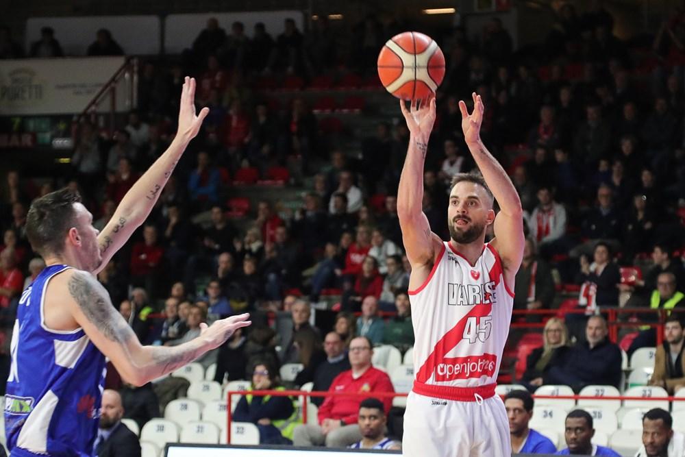 FIBA Europe Cup #Round6 2018-19: Varese chiude in testa il proprio girone battendo l'Alba Fehérvár, vince anche Sassari in Ungheria 60-92 vs il Falco