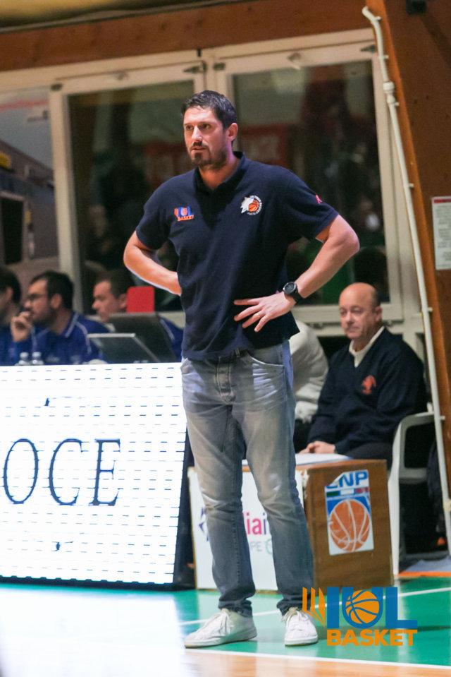 Serie B girone D Old Wild West 2018-19: colpo di scena alla IUL Basket, coach Alex Righetti si dimette in pole Riccardo Esposito