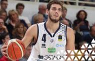 Lega A PosteMobile 2018-19: Germani Basket Brescia, Marco Ceron è tornato a casa