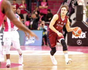 Fiba Basketball Champions League #Round5 2018-19: la Reyer Venezia espugna il campo della Telekom Bonn