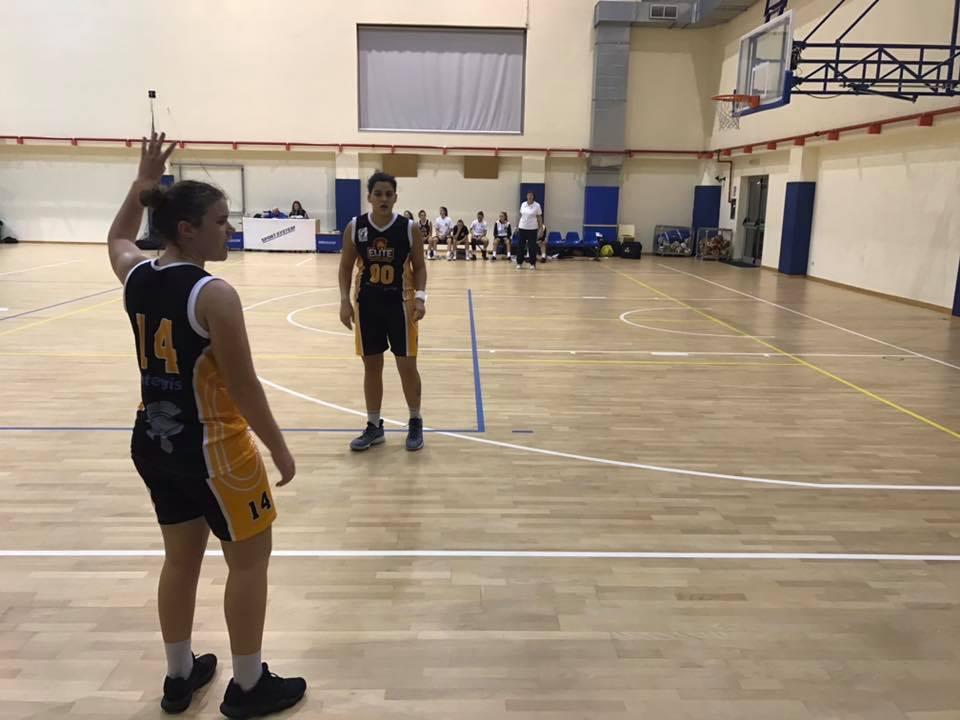 Interviste 2018-19: i sogni e le aspirazioni di Meriam Nasraoui di Elìte Basket Roma