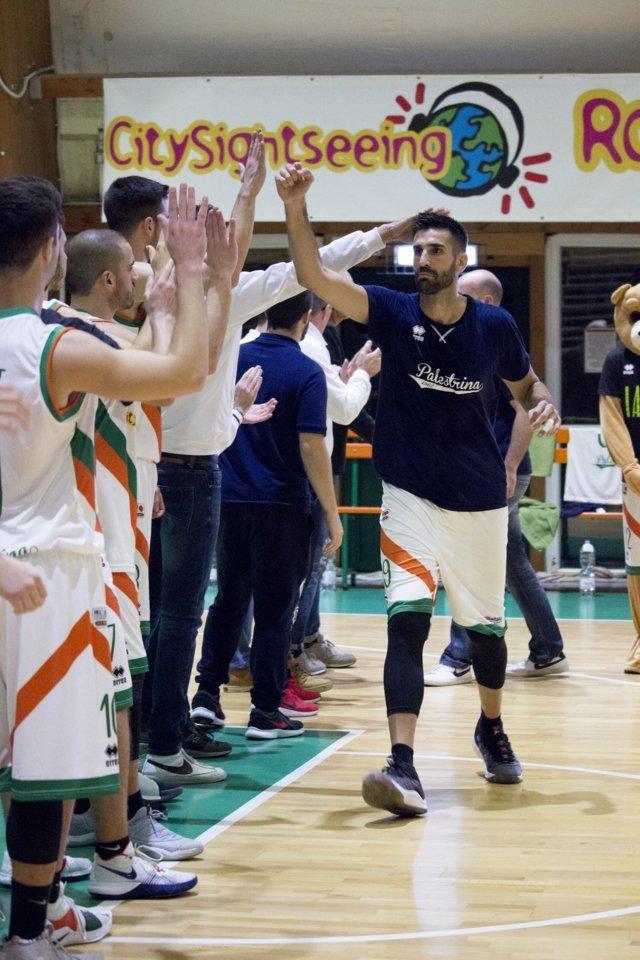 Serie B girone D 9^ di ritorno 2018-19: anche l'Alfa Basket Catania si arrende alla Citysightseein Palestrina