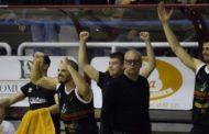 Serie B girone D Old Wild West 2^di ritorno 2018-19: è sempre più grande Palestrina che batte in casa la Viola Reggio Calabria per 81-72