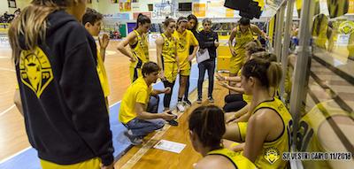 Lega A1 Femminile Sorbino Cup 1^di ritorno 2018-19: il Fanola San Martino ha rischiato di battere la prima delle lista Costa Masnago