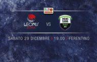 A2 Ovest Old Wild West 14^giornata 2018-19: Leonis Roma vs ON Sharing Siena ovvero tanto equilibrio in campo per chiudere l'anno solare