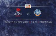A2 Ovest Old Wild West 12^giornata 2018-19: attesissimo derby del Lazio nell'anticipo del sabato tra Leonis Roma e Zeus Energy Rieti